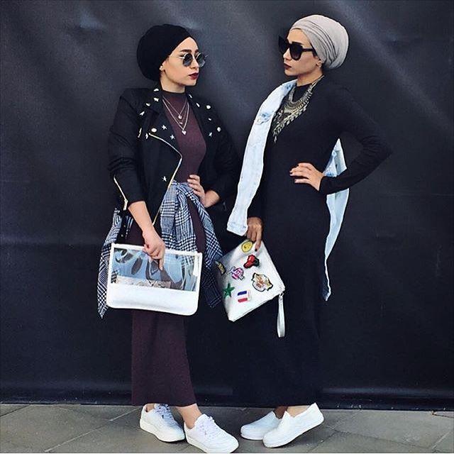 Stylish girls To be featured follow us: @faith_badr & @haifalz