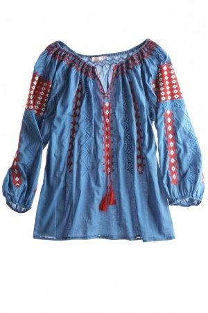Calypso Romanian shirt