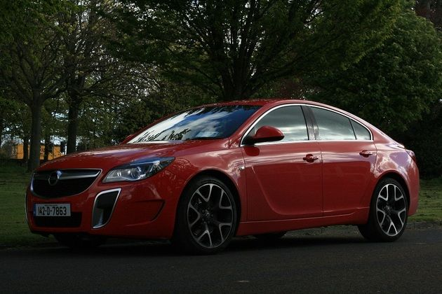 REVIEW: The Opel Insignia OPC - Newstalk
