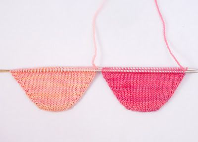 Heidi Bears: Two Socks -at-a-Time on one Circular Needle:Part 1