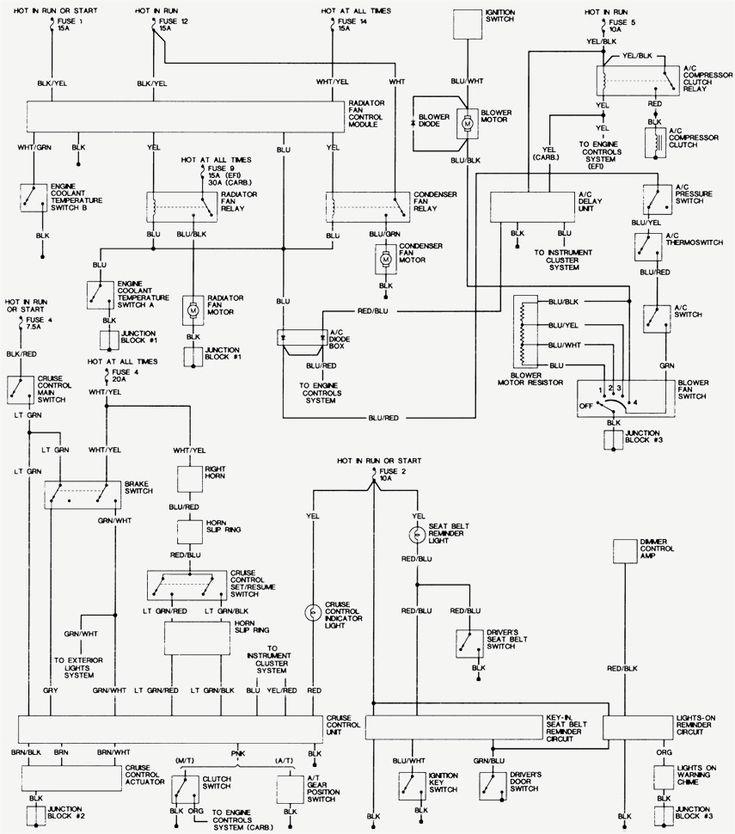 2001 Honda Accord Wiring Diagram