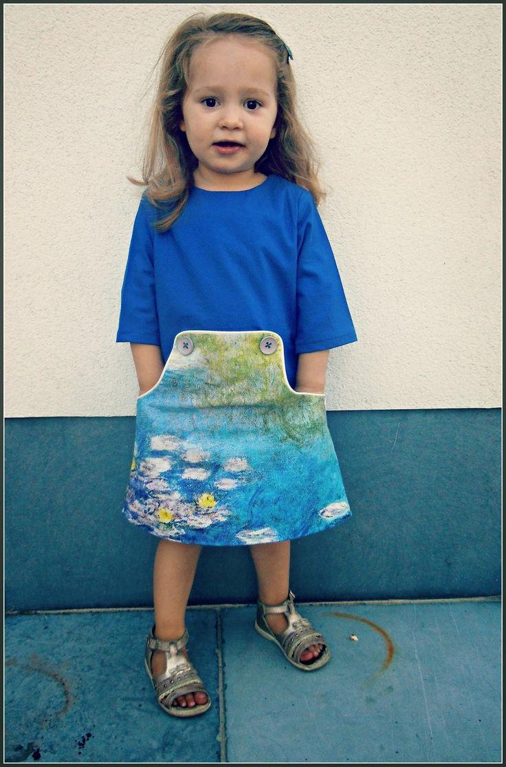 131 best Kinder Kleider und Röcke nähen images on Pinterest | Diy ...