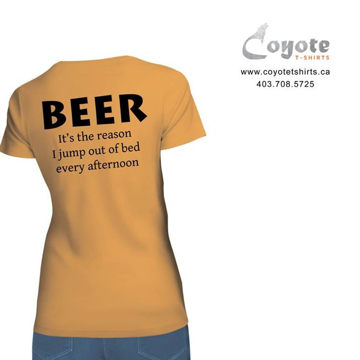 www.coyotetshirts.ca No minimum, no setup fee, small order friendly, personal customization guaranteed, 24 to 48 hour turnaround, at 5534 1A ST SW Calgary. #Calgary  #Alberta #stampeders #gift #Coyotetshirts #yyc #customtees #customtshirts #CalgaryAlberta 