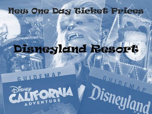 Disneyland has brought in seasonal pricing for their one day tickets. This blog post explains the new Disneyland One Day Ticket Prices program.