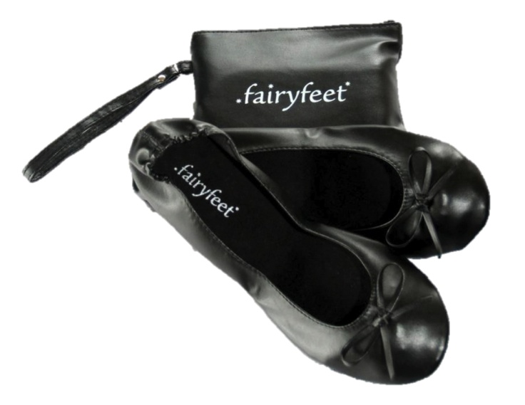 Fairy Feet - The answer to wearing heels all day