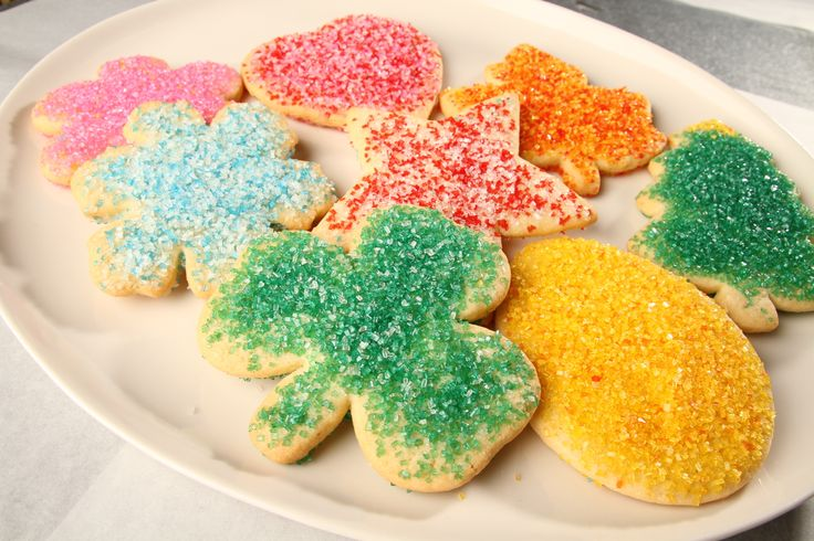 Seasonal Sugar Cookies will put a smile on any kid's—or big kid's—face. www.citybaking.com