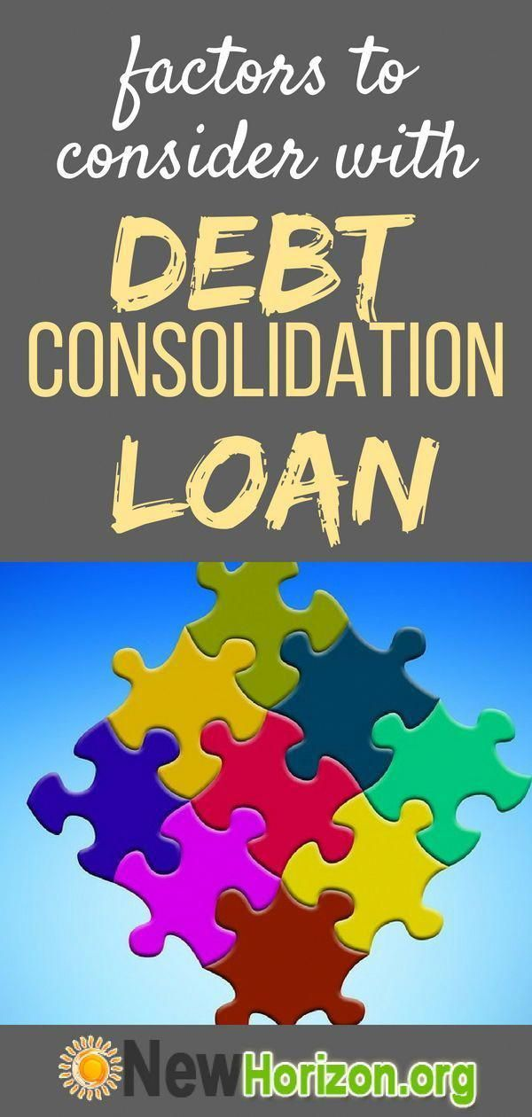 With A Debt Consolidation Loan All Existing Debts Can Be Paid Off All At Once With Images Loan Consolidation Debt Consolidation Loans Credit Card Debt Settlement