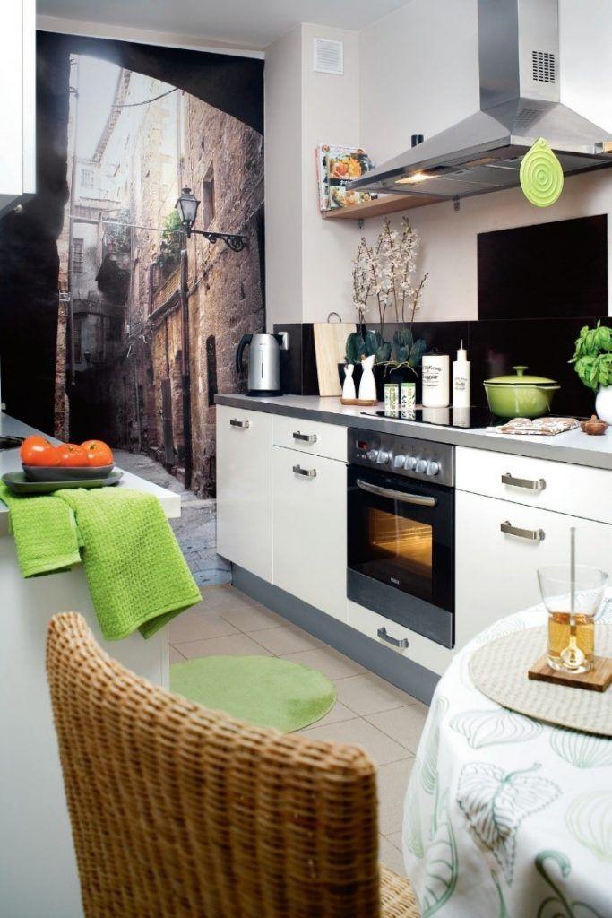 fototapeta do kuchni