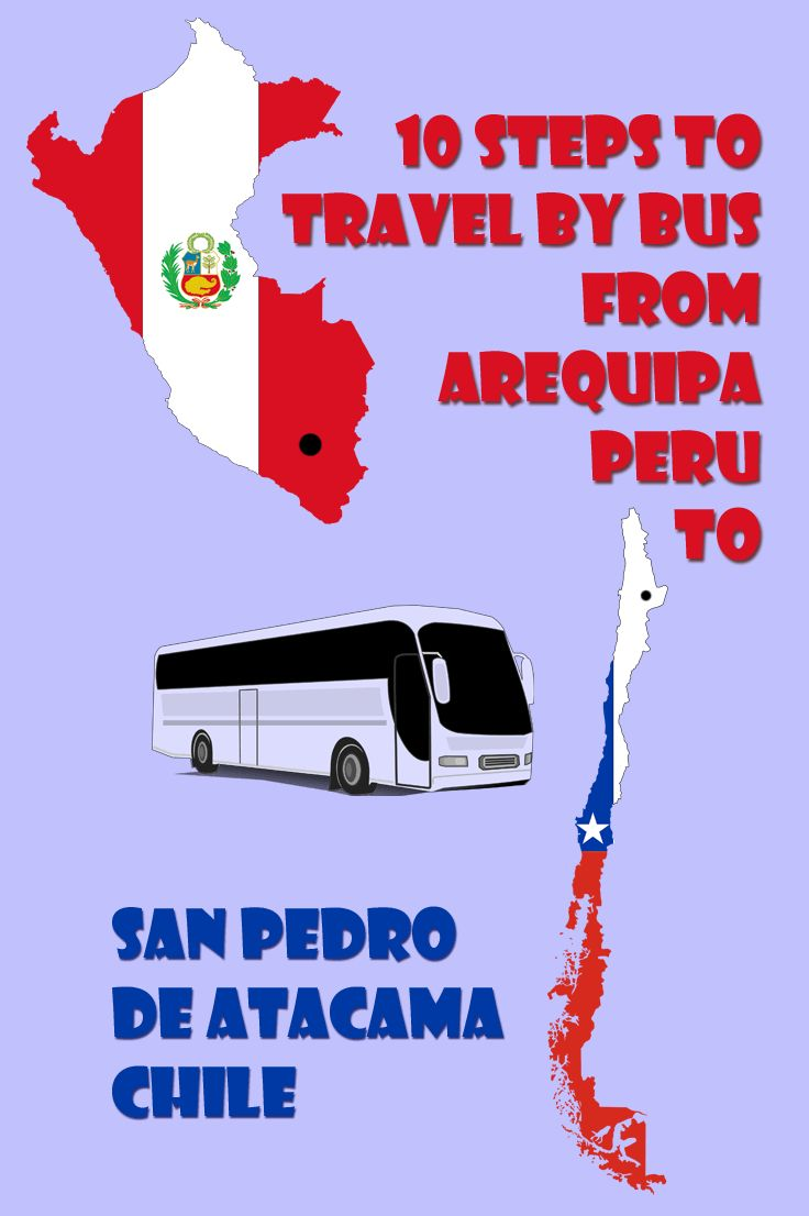 It is difficult to find information online on how to travel by bus from Arequipa…