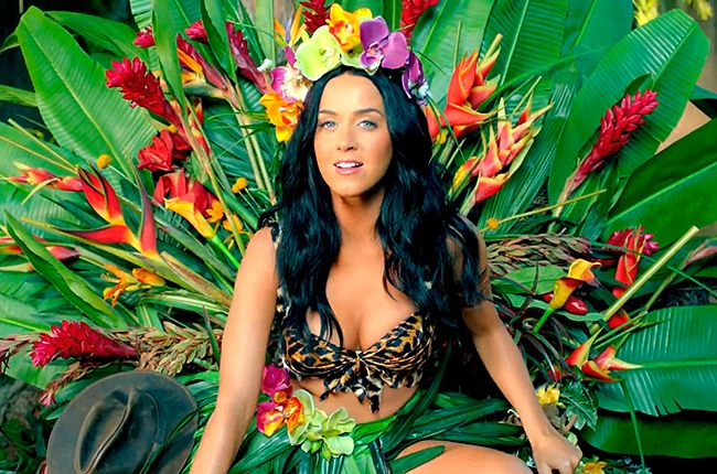 Katy Perry's 'Roar' Music Video: Watch The Singer's Jungle Adventure