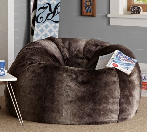53b2c4b5fba9 Over stuffed bean bag chair I really want one of these.