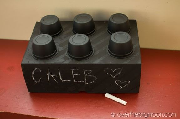 For a Valentines box use chalkboard spray paint, works great on a cardboard box!