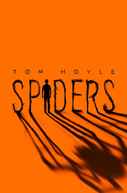 Spiders | Design by Rachel Vale,  illustrated by Sam Hadley | The Academy of British Cover Design