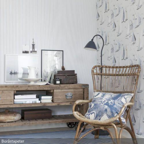 49 best Wohnen im maritimen Stil images on Pinterest Bedroom - wohnideen 60 qm