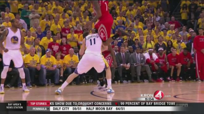 Video: expert on Klay Thompson's concussion Klay Thompson  #KlayThompson