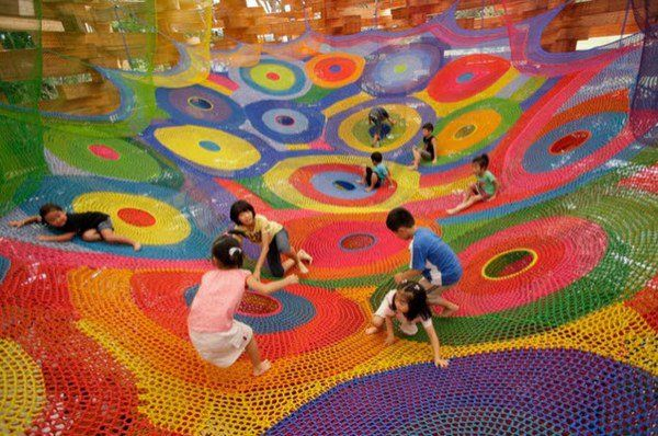 The world's best play spaces & parks