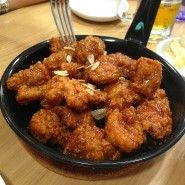 사당 다글다글 닭강정