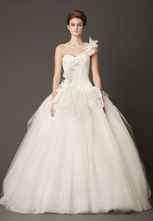 272 best Ball Gown Wedding Dresses images on Pinterest Wedding