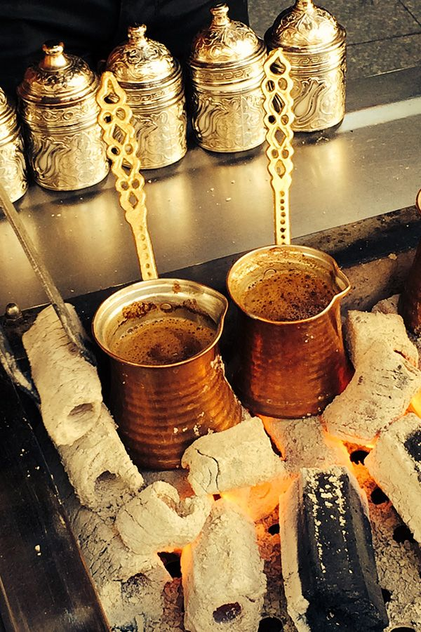 Turkish coffee...Turkish coffee is the oldest knowing coffee brewing method. Here you will find beautiful photos from sites that deal with Turkish coffee recipes and the culture behind it.