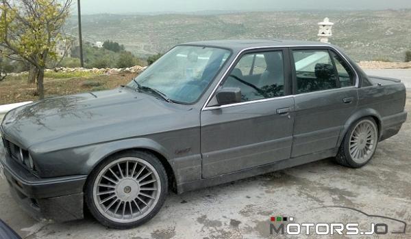 1990 BMW 318 E30