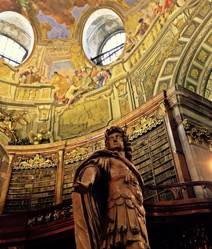 Austrian national library, Vienna