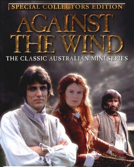 "Against the Wind (TV mini-series) & Jon English's ""Six ribbons"""