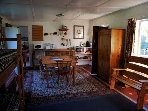 Beyond the Moon, Hoekwil, Wilderness, South Africa offers two star self-catering guest farm accommodation