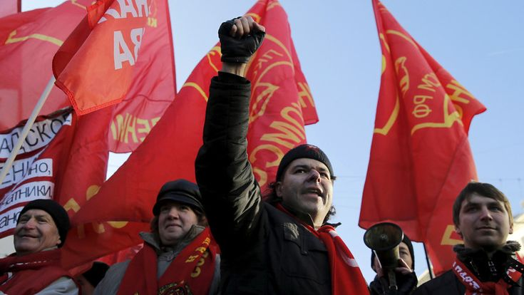 """ICYMI: """"No se puede entender el mundo actual sin la Revolución Socialista de Octubre y sus consecuencias"""""""