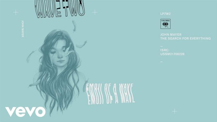 John Mayer - Emoji of a Wave (Audio) - YouTube