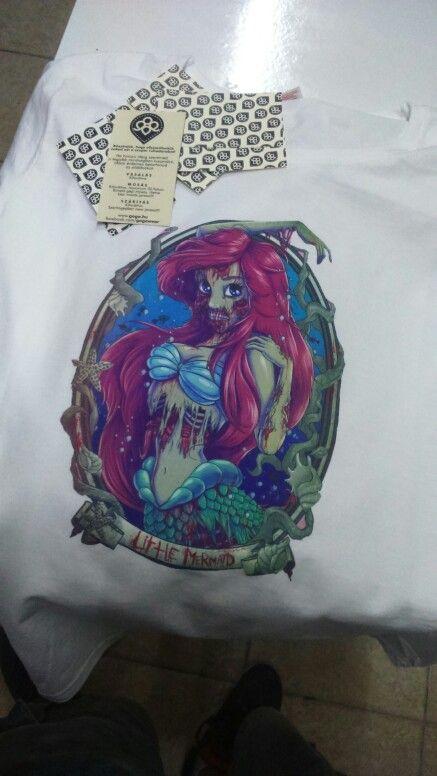 Ariel póló megrendelésre