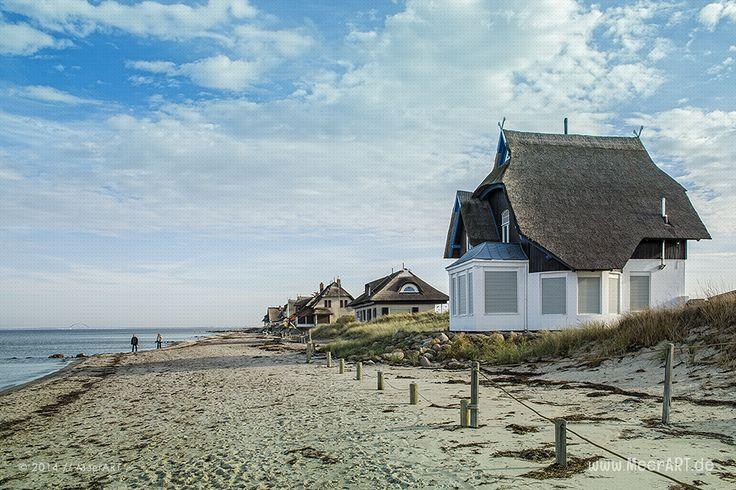 ber ideen zu ferienhaus direkt am strand auf. Black Bedroom Furniture Sets. Home Design Ideas