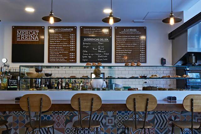 Mercat de la Reina-Valencia  Aquí os dejo este post sobre un nuevo restaurante que ha abierto sus puertas en Valencia