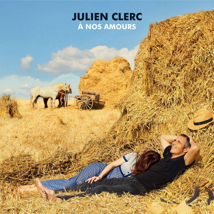 À nos amours - Julien Clerc - Nombre de titres : 13 titres -   Référence : 00059686  #CD #Musique #Cadeau #Vacance #Chalet