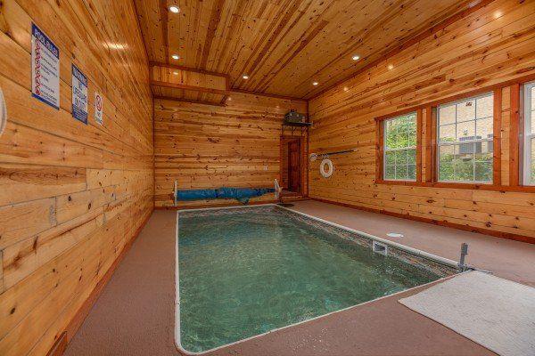 The Pool Palace Luxury Plus 5 Bedroom Pigeon Forge Cabin Rental In 2020 Pigeon Forge Cabin Rentals Cabin Rentals Cabin