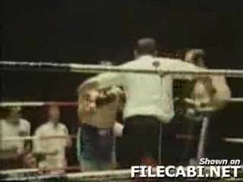 lenny mclean vs roy shaw - YouTube