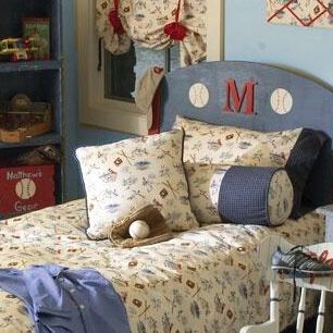 Vintage Baseball Bedding Colin S Bedroom Pinterest