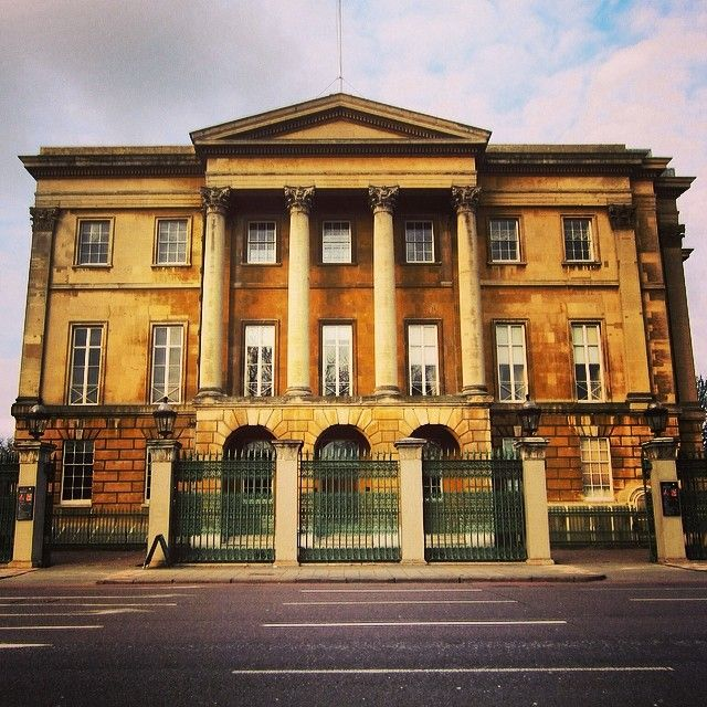 Apsley House, Wellington's Residence, London.