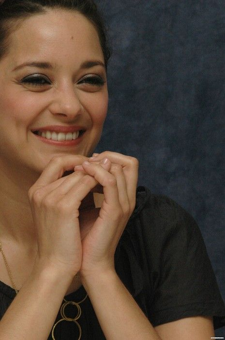 Her smile <3. Marion