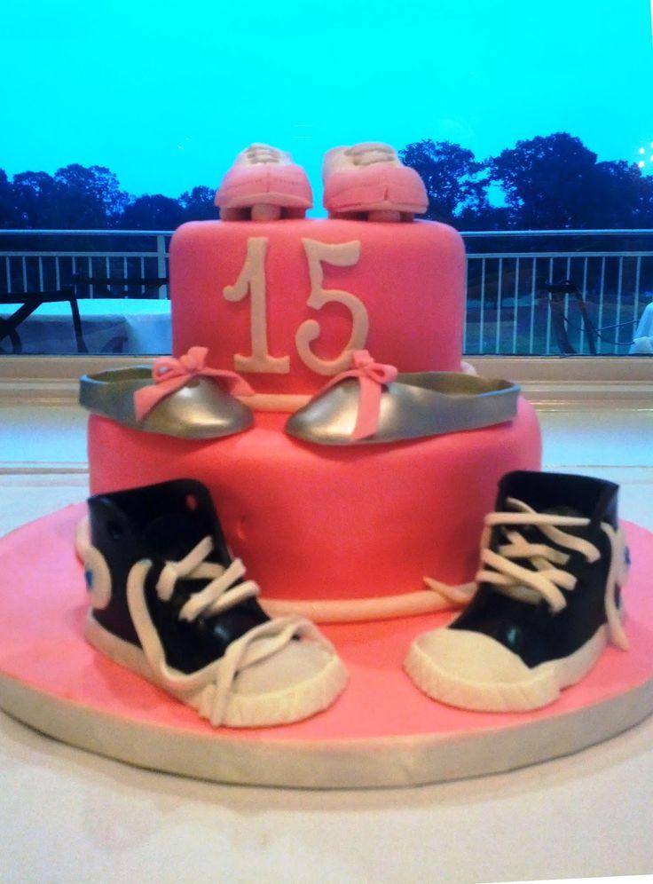 Quinceanera Cakes Abrocakes Quinceanera Shoe Cake