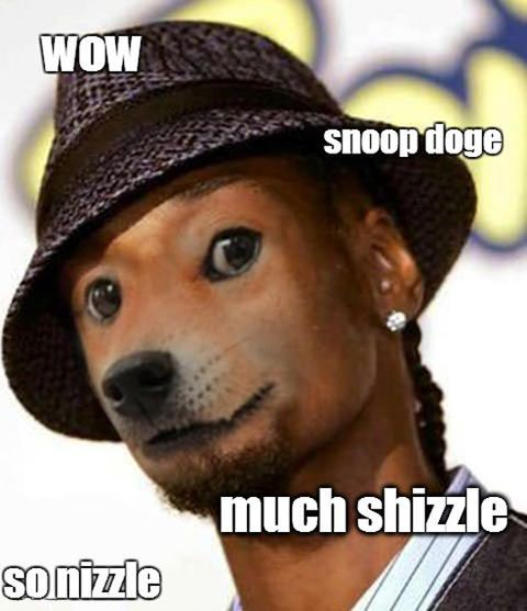 Snoop doge…