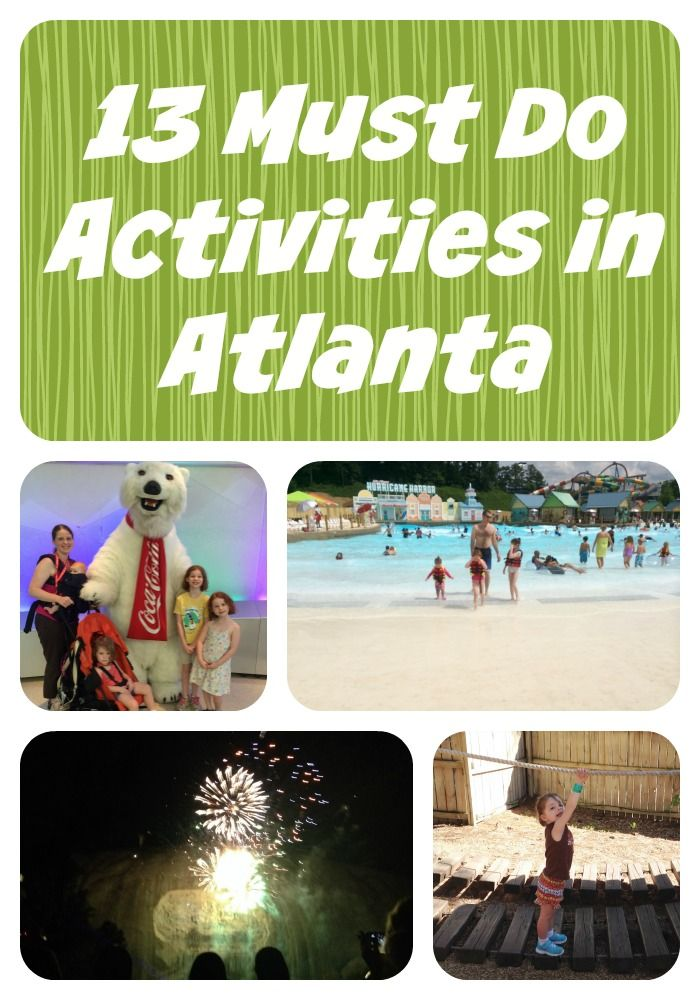 Atlanta Activities for Summer