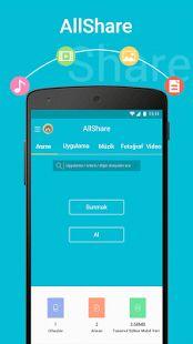 All Share - Apps&File Transfer- ekran görüntüsü küçük resmi
