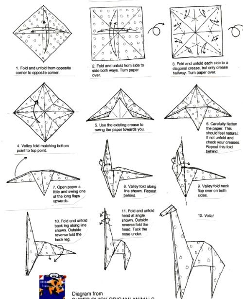 58 best origami images on pinterest