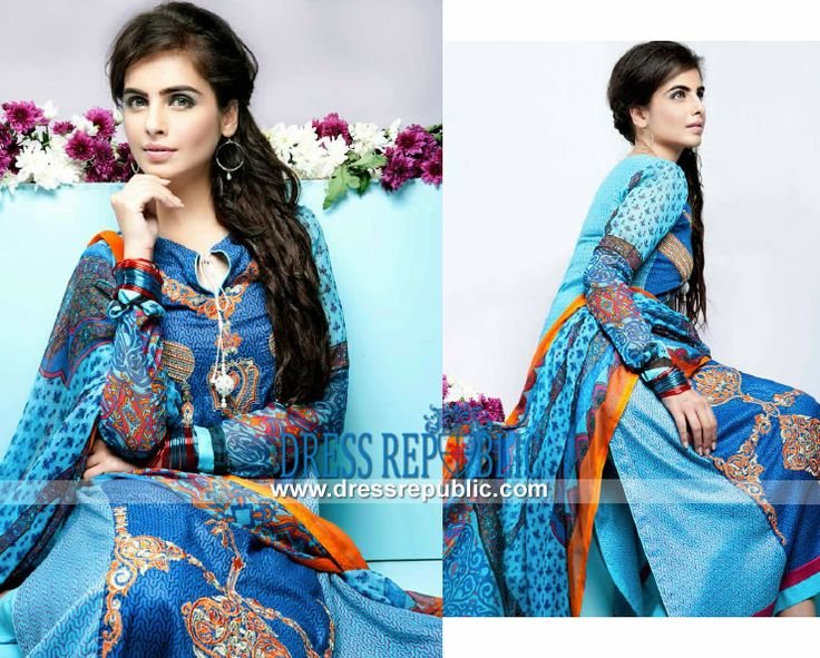 Ittehad Eid ul Fitr Lawn Prints 2014 For Women  Shop Online Ittehad Eid ul Fitr Lawn Prints 2014 For Women in Perth, Gold Coast, Adelaide and Canberra, Australia. Pakistani Lawn in Wholesale (Complete Sets). by www.dressrepublic.com