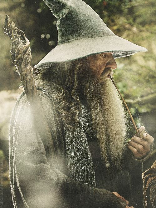 "Gandalf ""True courage is about knowing not when to take a life, but when to spare one."""