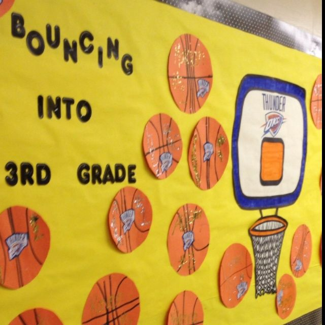 Second Grade Welcome Back To School Bulletin Board Ideas | My Second Grade  Bulletin Board