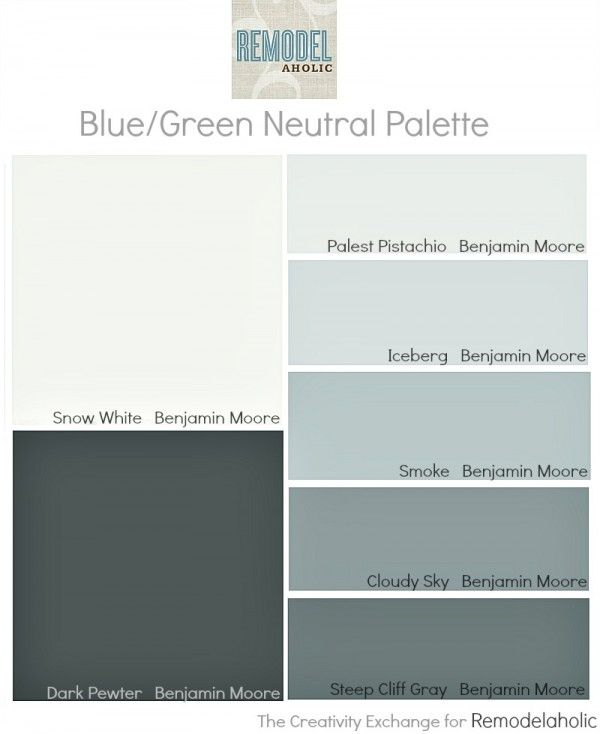 An Easy Paint Color Strategy for the Whole Home | The Creativity Exchange on @Remodelaholic .com