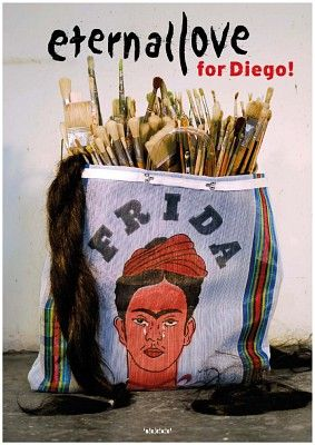 Anthon Beeke –  Frida, eternal love for Diego – 2008