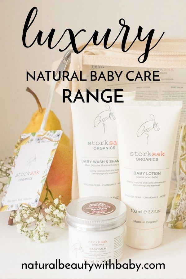 Storksak baby skin care products, a luxury natural skin care range for mum and baby, inspired by the English countryside.
