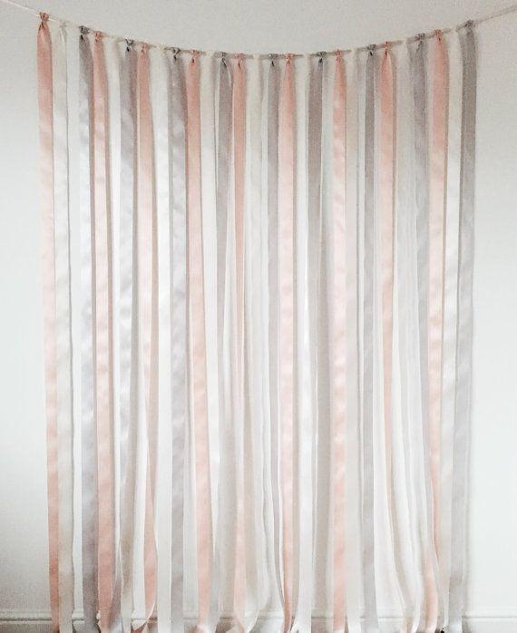 Head Table I Like The Cake Behind The Head Table So You: Best 25+ Curtain Backdrop Wedding Ideas On Pinterest